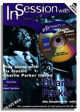 In Session: Charlie Parker  (for alto saxophone)