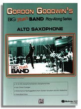 Gordon Goodwin: Big Phat Band Play Along for Alto Saxophone