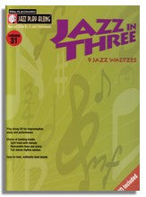 Hal Leonard: Volume 31 - Jazz In Three