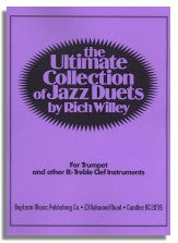 Rich Willey: The Ultimate Collection of Jazz Duets