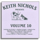 Keith Nichols: Vintage Jazz Play Along CD Volume 10