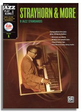 Alfred Jazz Play-Along Series Vol. 1: Strayhorn & More