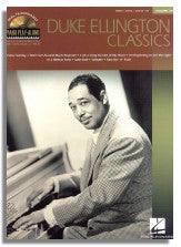 Hal Leonard Piano Play-Along Volume 39: Duke Ellington Classics