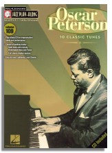 Hal Leonard: Volume 109 - Oscar Peterson
