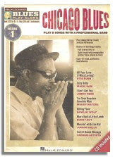 Blues Play-Along Volume 1 Chicago Blues
