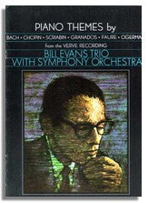 Bill Evans: Piano Themes by Bach, Chopin... (B Evans Trio with Symphony Orchestra)