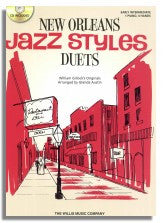 William Gillock: New Orleans Jazz Styles - Duets