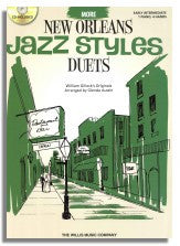 William Gillock: More New Orleans Jazz Styles - Duets