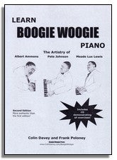 Colin Davey: Learn Boogie Woogie Piano