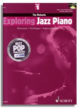 Tim Richards: Exploring Jazz Piano Vol. 1