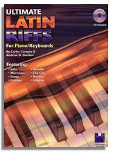 Carlos Campos: Ultimate Latin Riffs (For Piano / Keyboard)