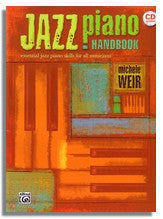 Michele Weir: Jazz Piano Handbook