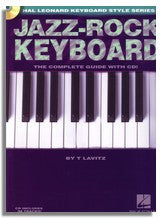 Lavitz: Jazz-Rock Keyboard (HL Keyboard Style Series)