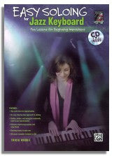 Tricia Woods: Easy Soloing for Jazz Keyboard