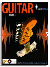 Rockschool: Guitar Grade 5