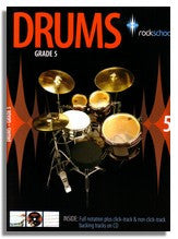 Rockschool: Drums Grade 5