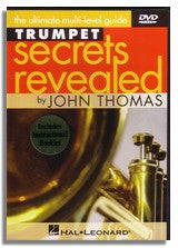 John Thomas: Trumpet Secrets Revealed (DVD)