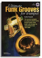 Ben Tompsett: Ultimate Funk Grooves (For Trumpet)