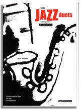 Nick Homes: Easy Jazz Duets 12 pieces for Alto Saxophone