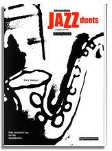 Nick Homes: Intermediate Jazz Duets 12 pieces for Alto Saxophone