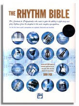 Dan Fox: The Rhythm Bible
