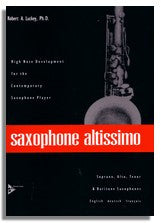 Robert Luckey: Sax Altissimo