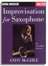 Andy McGhee: Improvisation For Saxophone - The Scale/Mode Approach