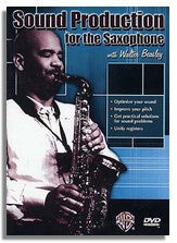 Walter Beasley: Sound Production For The Saxophone (DVD)