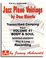 Dan Haerle: Piano Voicings from Jamey Aebersold Volume 41 Body and Soul
