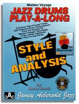Steve Davis: Jazz Drums - Styles & Analysis: Jamey Aebersold Volume 54 Maiden Voyage