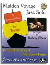 Lennie Niehaus: Maiden Voyage Jazz Solos for Trumpet