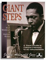 Walt Weiskopf: Giant Steps - A Player's Guide