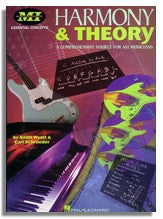 Schroeder & Wyatt: Harmony and Theory - A Comprehensive Source for All Musicians