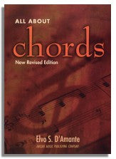 Elvo D'Amante: All About Chords (New Edition)