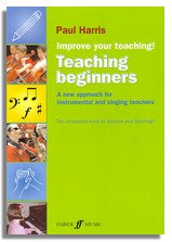 Paul Harris: Improve Your Teaching! Teaching Beginners