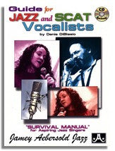 Denis Di Blasio: Guide for Jazz and Scat Vocalists