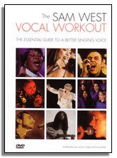 Sam West Vocal Workout DVD