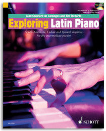 Tim Richards and John Crawford : Exploring Latin Piano