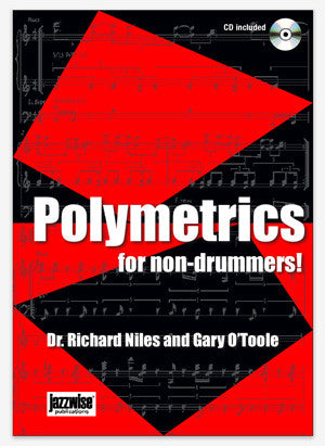 Richard Niles and Gary O'Toole: Polymetrics for Non-Drummers (Book/CD)