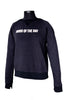 P & I Black Sweat Shirt