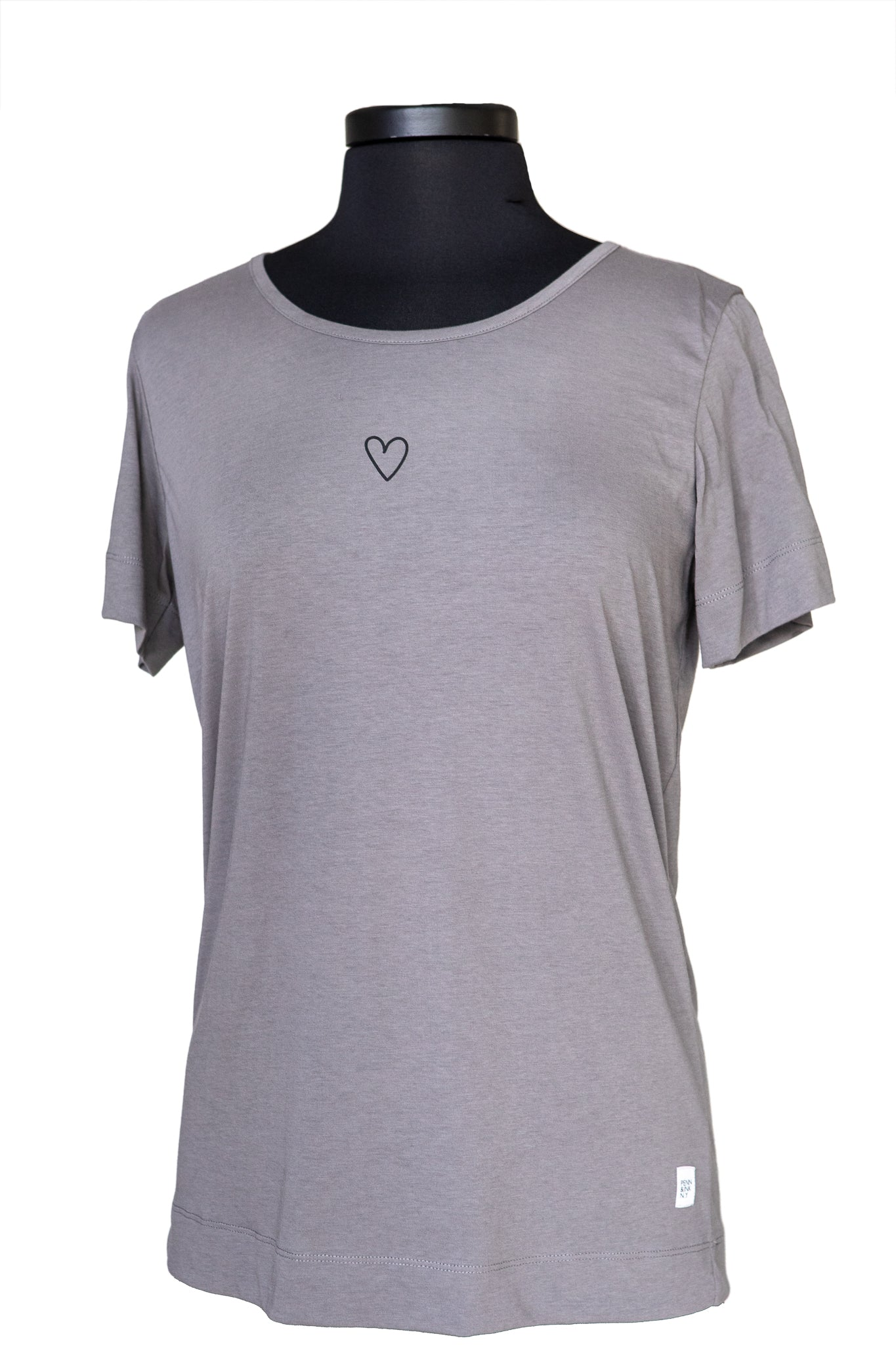 Penn & Ink Gray T-Shirt