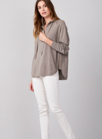 Repeat Sporty Rounded Hem