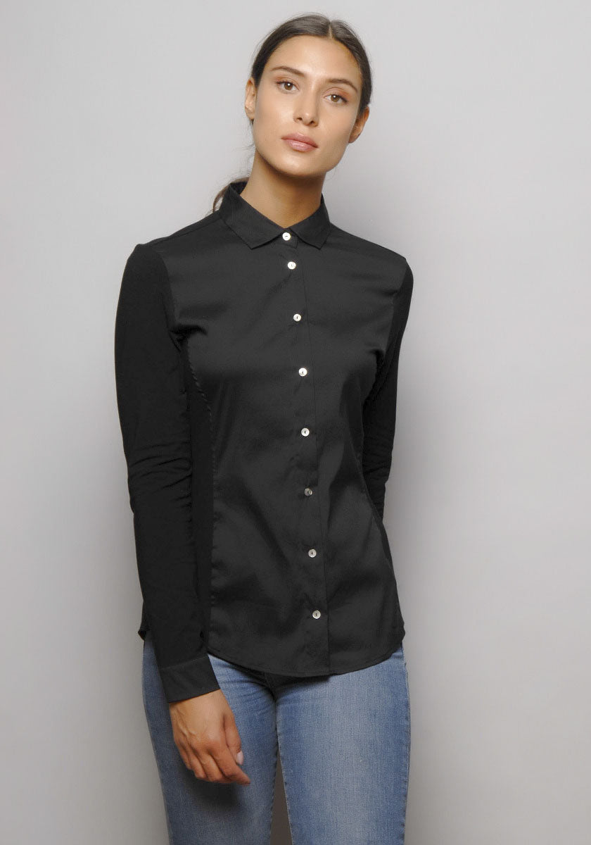 Max Volmary Black Shirt