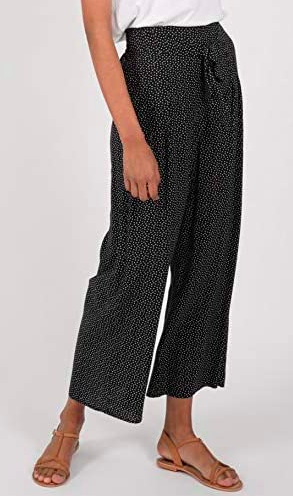 Molly Bracken Black Pants with little Heart
