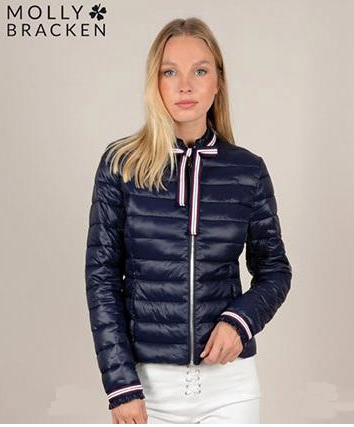 Molly Bracken Puffy Jacket