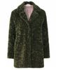 ROSEMUNDE Faux Fur Jacket