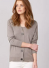 Repeat Buttoned Cotton-blend Cardigan