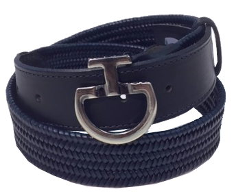 Cavalleria Toscana Elastic Belt with CT Buckle
