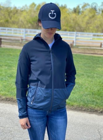 CT Women's Softshell Jacket With Removable Hoodie