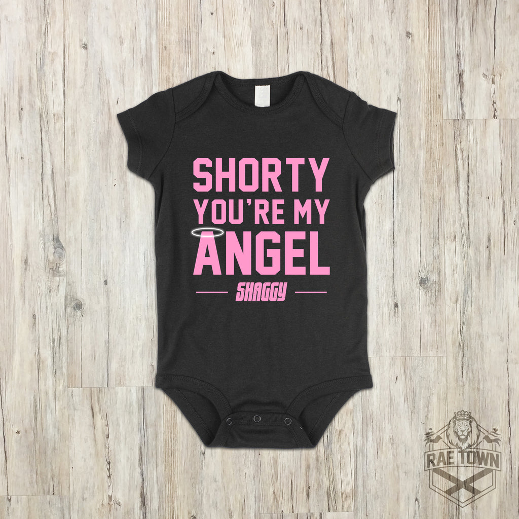 Shorty You're My Angel - Infant Onesie